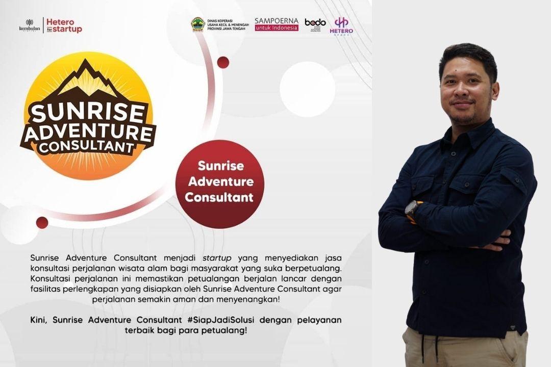 UKM Startup Milik Mahasiswa Program Studi Destinasi Pariwisata Lolos Kompetisi Hetero Startup